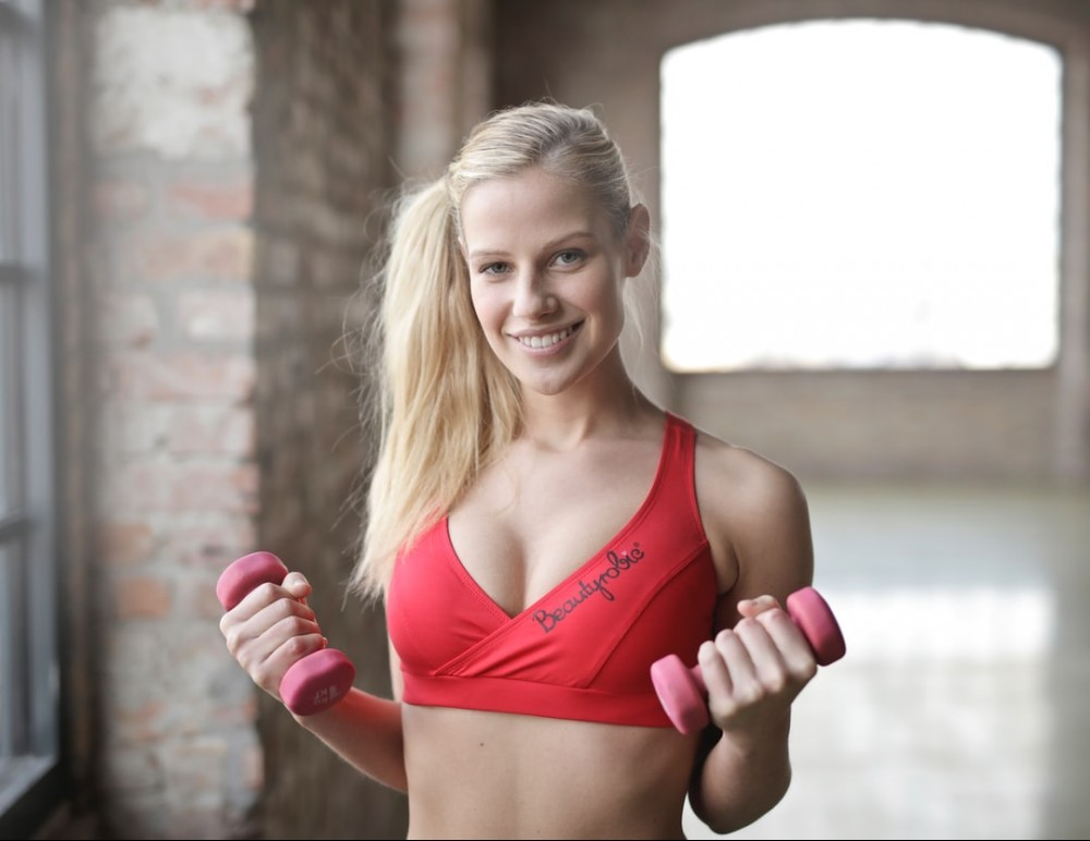 Fitness - Alley - Neoprene - Dumbbells
